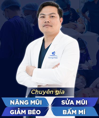 Bác sĩ phùng mạnh cường tư vấn nâng mũi miễn phí