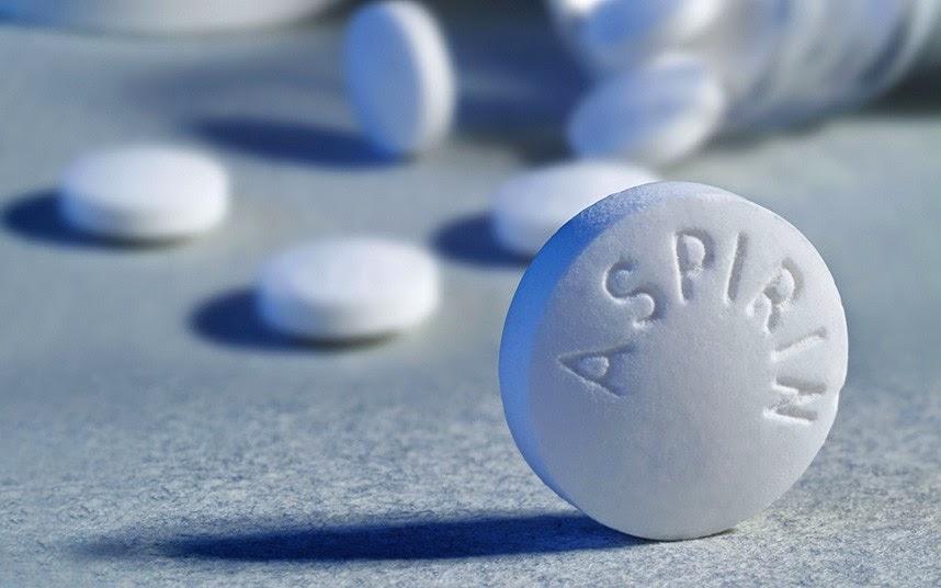 Cách trị mụn bọc tại nhà bằng Aspirin