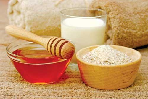 Cách trị mụn bằng mật ong và Baking Soda